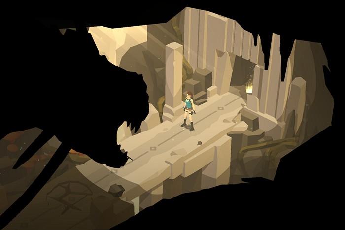 Review: Lara Croft Go – Frei-zügig in Hotpants und Knarren?!
