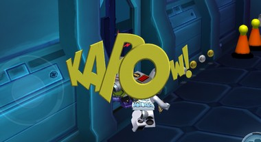 Lego Batman 3 Adam West