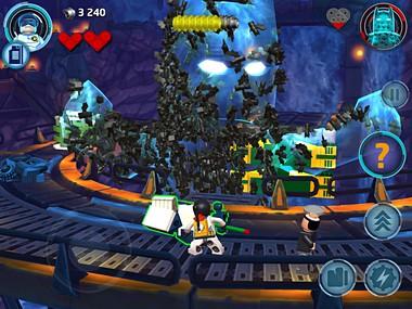 Lego Batman 3 Mobile iOS
