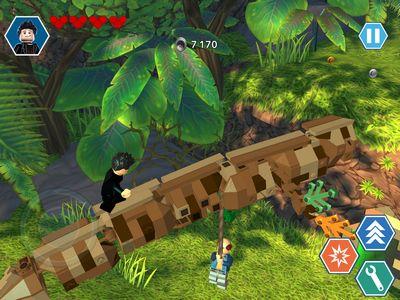 LEGO Jurassic World iOS