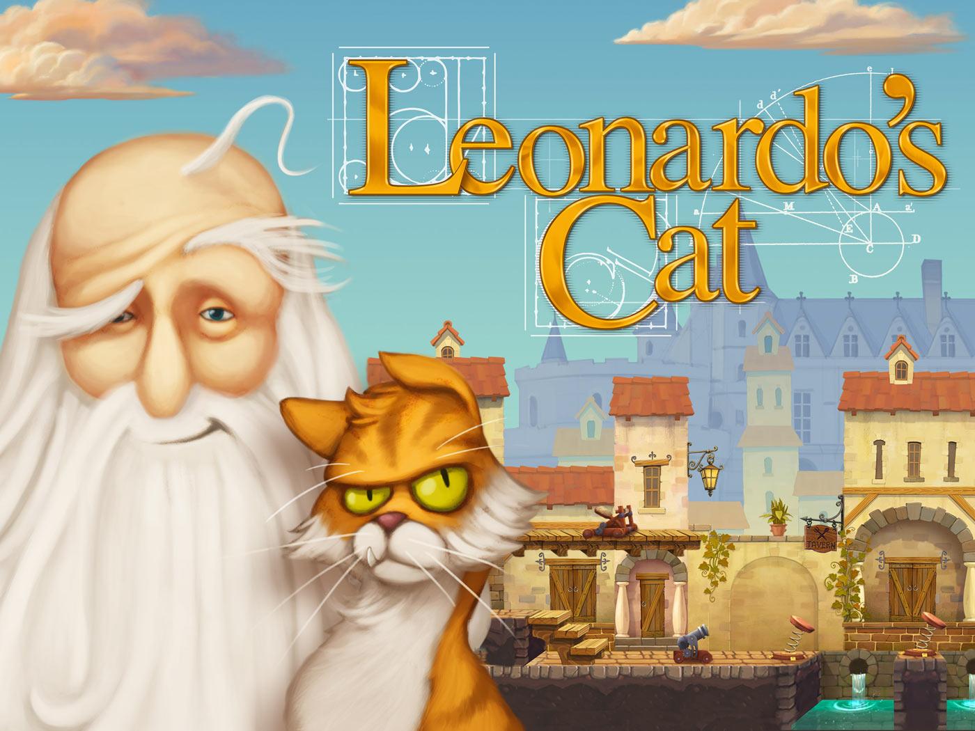 Leonardos Katze iOS Review