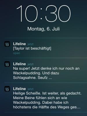 Lifeline ios
