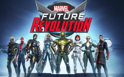 Marvel Future Revolution hat ein Release-Datum
