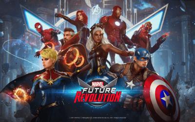 Netmarble startet Vorregistrierungsphase für Marvel Future Revolution