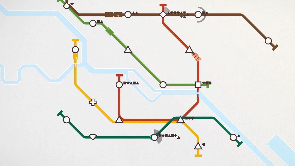 Review: Mini Metro – Unterirdisch gut!