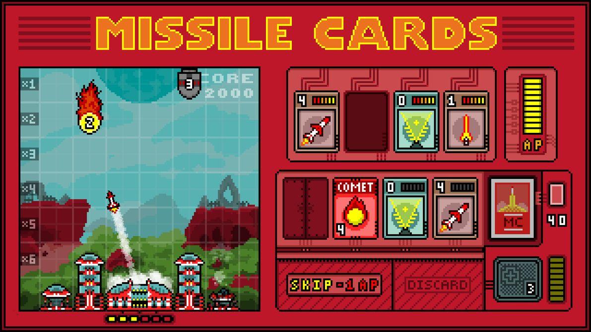 Neue Spiele: Pathos – Kalimba – Missile Cards – Super Samurai Rampage und…