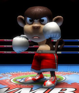 monkey boxing review