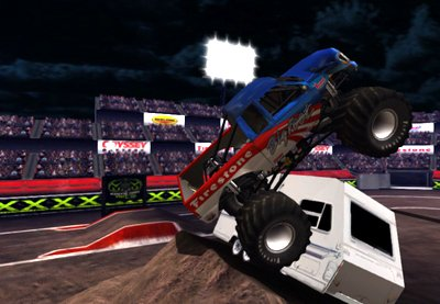 Review: Monster Truck Destruction – Sprunghaft und großspurig…