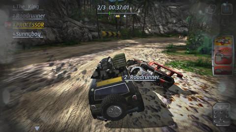Review: Motorblast – In die sandige Kurve mit 180km/h und Rakete