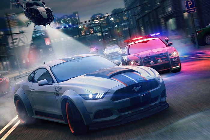 Need for Speed iOS No Limit