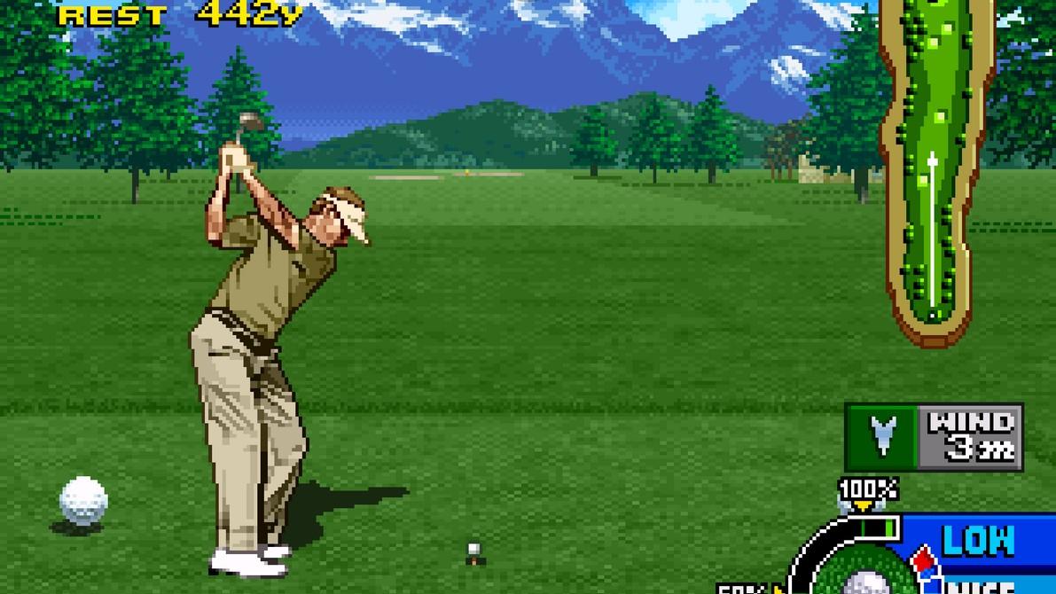 Review: Neo Turf Masters – Warum Golfspiele sich nicht ändern und ihr dieses braucht.