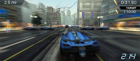 Need for Speed most Wanted Release Test Review