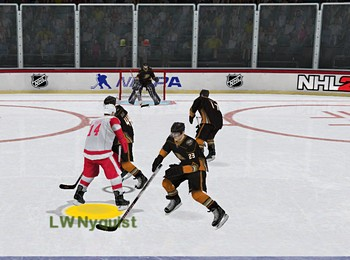 NHL 2k iOS Review
