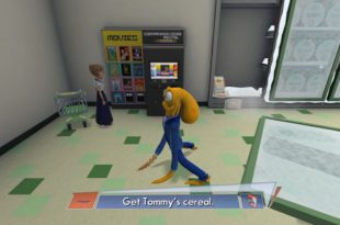 Octodad iOS Review
