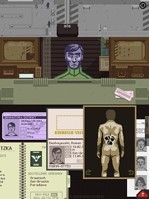 Papers Please iOS