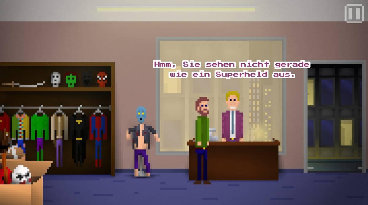 Review: Paul Pixel – Ein Pixeladventure mit untoten Aliens!?