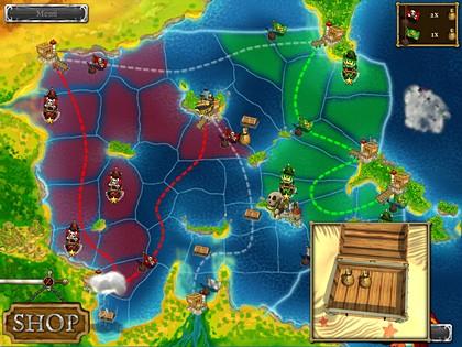 Pirates vs. Corsairs: Davy Jones Gold – Zieh Dein Schiff, Kanaille!