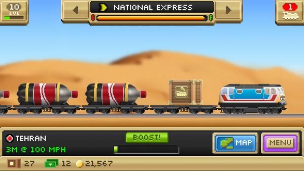 Review: Pocket Trains – Auf der Schiene unter Volldampf!