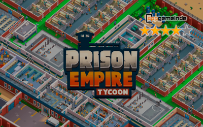 Prison Empire Tycoon: Gefängnis-Management im Idle-Stil