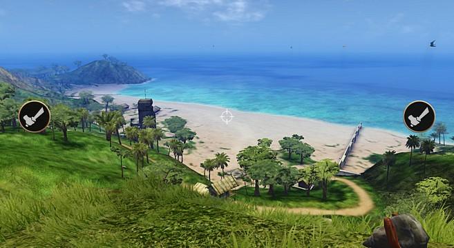 Review: Radiation Island – Wie Minecraft oder doch wie Crysis?
