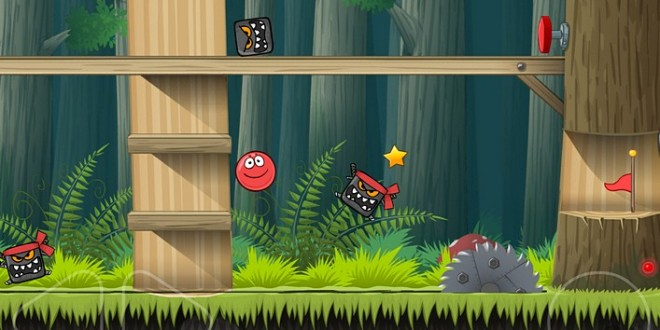 Red Ball 4 Review
