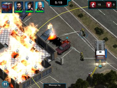 RESCUE Heroes in Action Feuerwehr
