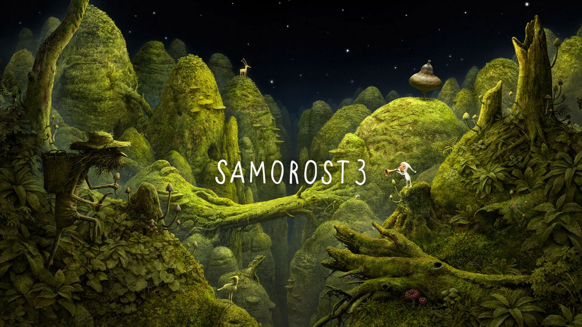 Review: Samorost 3 – Traumhaftes Adventure ohne Standardkost