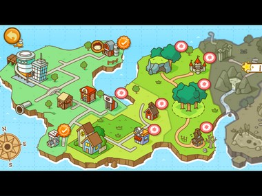 Scribblenauts Unlimited iOS Review