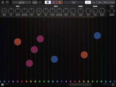Shoom Synthesizer