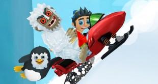 Ski Safari 2 Review iOS