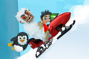 Ski Safari 2 Review iOS