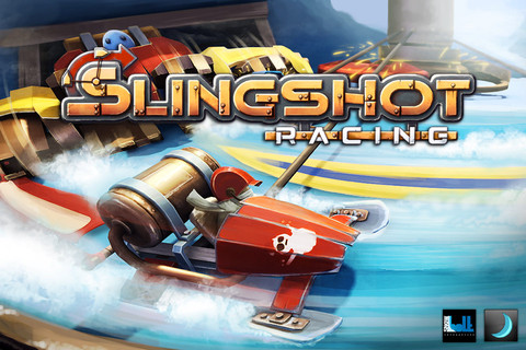 Review: Slingshot Racing – Heiße Kufen kalt serviert
