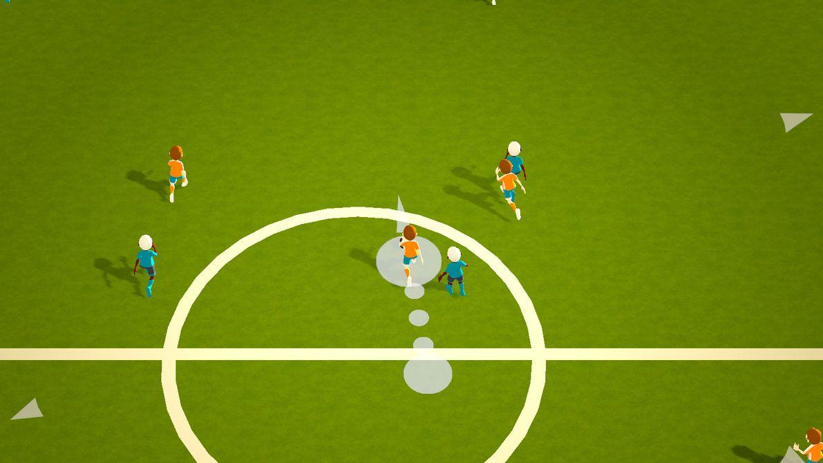 Spiele-Tipp: Solid Soccer – Schnippsdribbeln Richtung Toooooor!