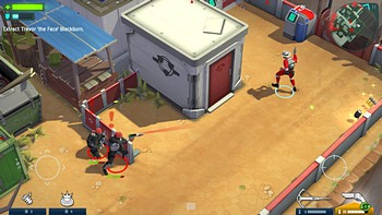 Space Marshals iOS Review