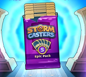 Storm Casters Karten