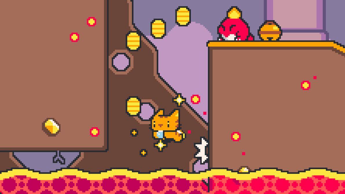 Review: Super Cat Tales – Nostalgie-Urlaub auf einer Insel voller Pixelkatzen!