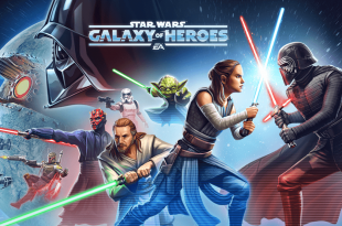 Star Wars Galaxy of Heroes Teaser