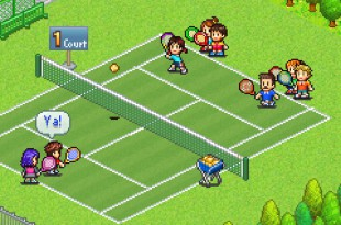 Tennis Club Story iOS