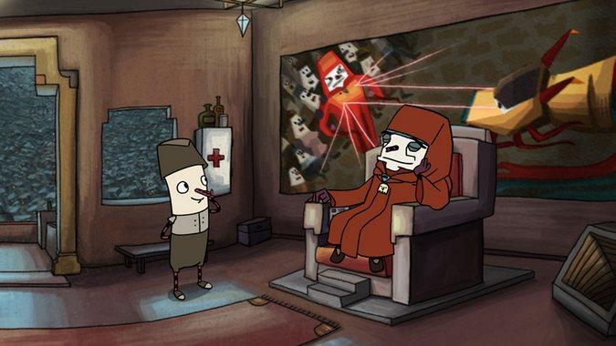 Review: The Inner World – Lustige Dialoge und verrückte Spielwelt