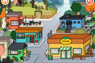 Toca Town Review