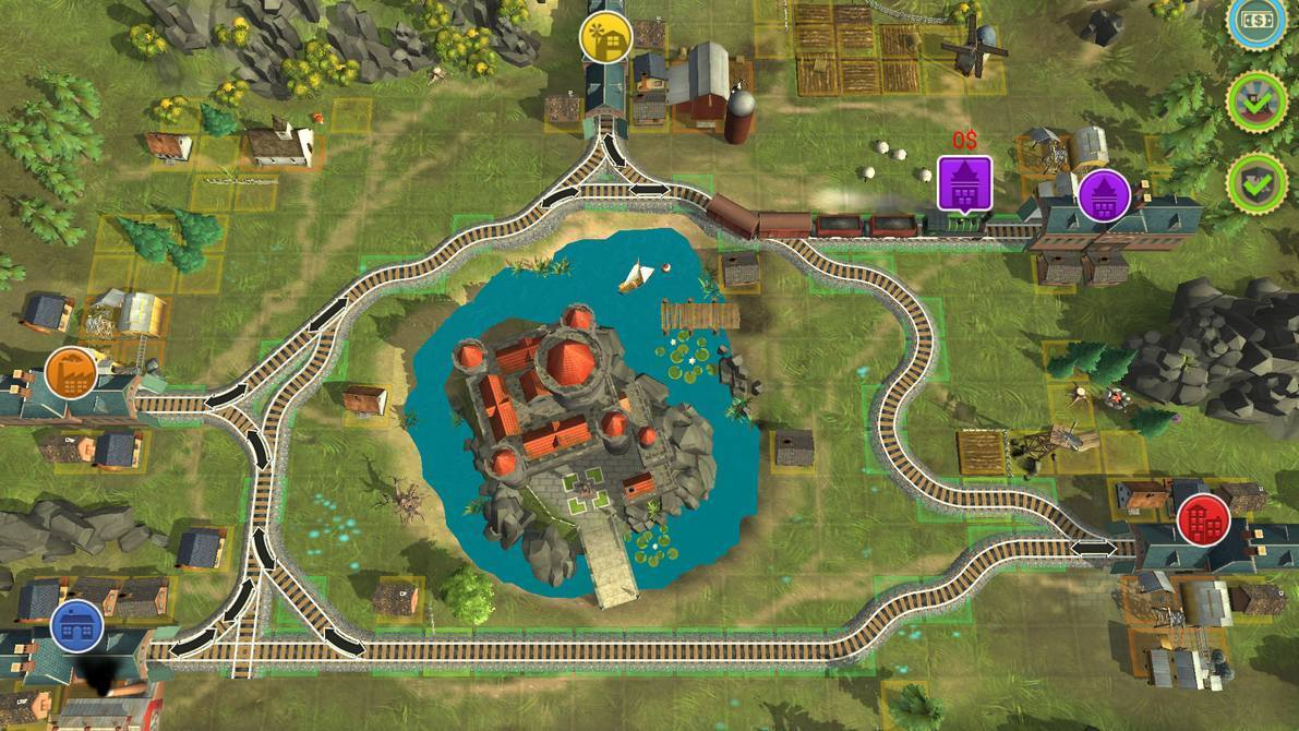 Train Valley Review