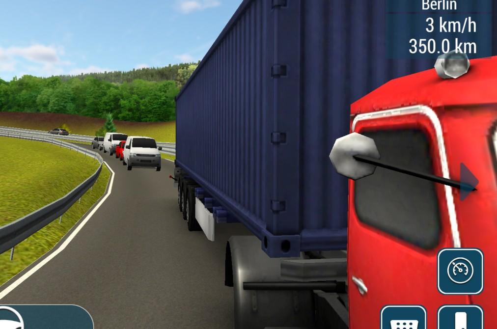 Review: TruckSimulation 16 – Die Asphalt-Cowboys machen mobil