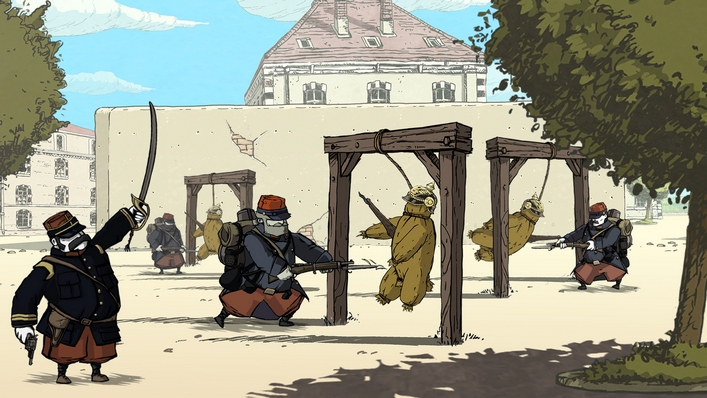 Valiant Hearts iOS Review
