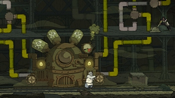 Valiant Hearts Rätsel