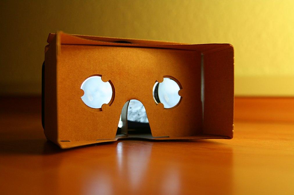 VR iPhone Cardboard