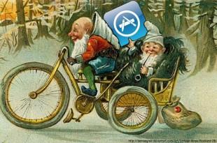 App Store Weihnachten