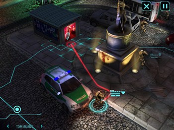XCOM Enemy Within iOS