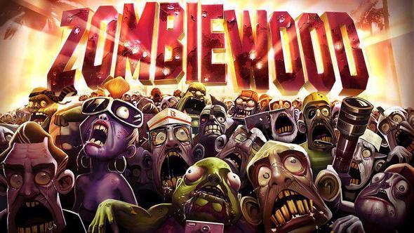 Zombiewood – Film ab für diesen DualStick-Shooter